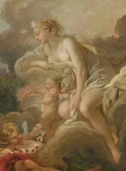 Céphale et Aurore (détail) (Boucher François) - Muzeo.com