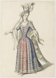 Costume de théâtre (anonyme) - Muzeo.com