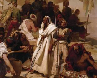 Détail de l'Expédition d'Egypte sous les ordres de Bonaparte (Cogniet Léon) - Muzeo.com