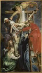 Descente de Croix (Rubens Pierre Paul) - Muzeo.com