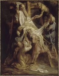 Descente de croix (esquisse) (Rubens Pierre Paul) - Muzeo.com
