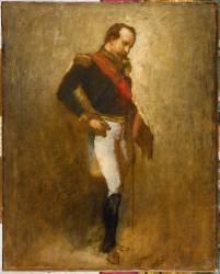Etude pour l'empereur Napoléon III (Couture Thomas) - Muzeo.com
