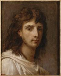 Gros, autoportrait (Gros Antoine-Jean, Baron) - Muzeo.com