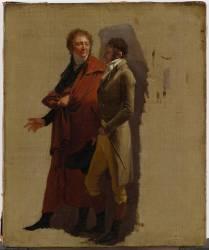 Guillaume Guillon dit Lethière (1760-1832) (Boilly Louis Léopold) - Muzeo.com