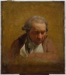 Jean Duplessis-Bertaux (1747-1820), graveur (Boilly Louis Léopold) - Muzeo.com