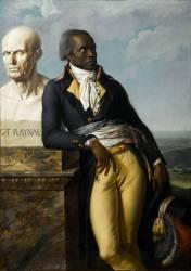 Jean-Baptiste Belley, député de Saint-Dominique à la Convention (1747-1805) (Girodet Anne-Louis) - Muzeo.com