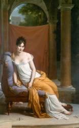 Juliette Récamier (1777-1849) (Gérard François) - Muzeo.com