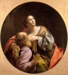 La Charité romaine (Vouet Simon) - Muzeo.com