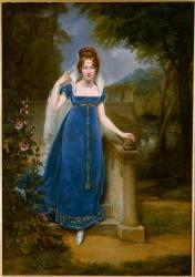 La comtesse Legrand (1795-1848), née Henriette Scherer (Gros Antoine-Jean, Baron) - Muzeo.com
