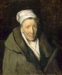 La Folle monomane du jeu (Géricault Théodore) - Muzeo.com