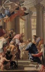 La Présentation au temple (Vouet Simon) - Muzeo.com