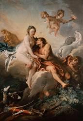 L'Aurore et Céphale (Boucher François) - Muzeo.com