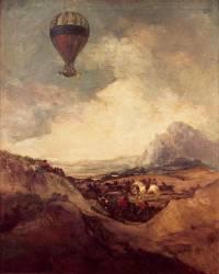 Le ballon (De Goya Francisco) - Muzeo.com