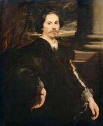 Le Gentilhomme à l'épée (Van Dyck Antoon) - Muzeo.com