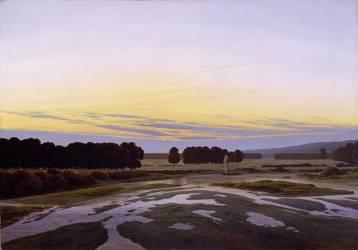 Largeness (Friedrich Caspar David) - Muzeo.com