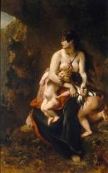 Médée (Delacroix Eugène) - Muzeo.com