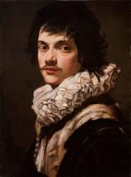 Portrait de jeune homme (Vouet Simon) - Muzeo.com