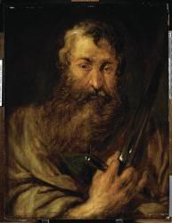 Saint Paul (Antoon van Dyck) - Muzeo.com
