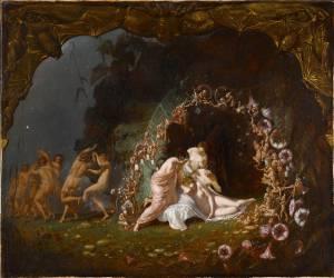 Titania endormie (Dadd Richard) - Muzeo.com