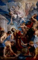 Triptyque de saint Etienne (Rubens Pierre Paul) - Muzeo.com