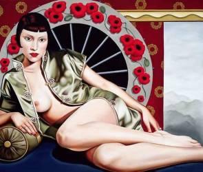 Golden Poppy Hour (Abel Catherine) - Muzeo.com