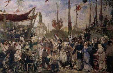 14 juillet 1880 (Roll Alfred) - Muzeo.com
