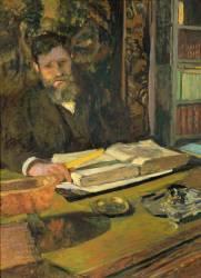 Arthur Fontaine (1860-1931), président du Bureau International du Travail et collectionneur (Vuillard Edouard) - Muzeo.com