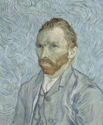 Self-portrait (Vincent Van Gogh) - Muzeo.com