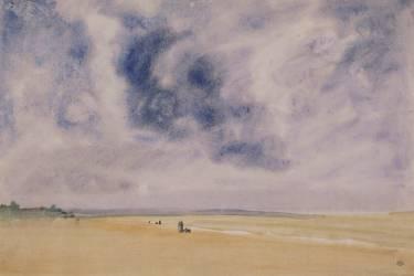 Seaside (James Abbott McNeil Whistler) - Muzeo.com