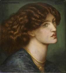 Bruna Brunelleschi (Rossetti Dante Gabriel) - Muzeo.com