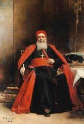 Cardinal Charles Lavigerie Cardinal-Primat-d'Afrique (1825-1892) (Bonnat Léon Joseph Florentin) - Muzeo.com