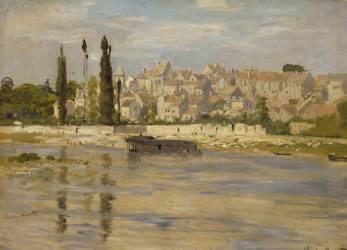 Carrières-Saint-Denis, aujourd'hui Carrières-sur-Seine (Monet Claude) - Muzeo.com