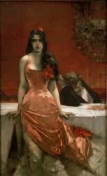 Circé, la tentatrice (Charles Hermans) - Muzeo.com