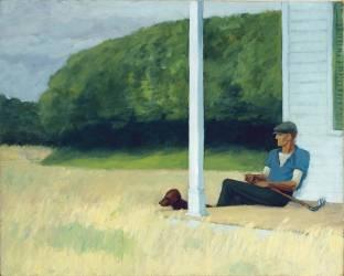 Clamdigger (Hopper Edward) - Muzeo.com