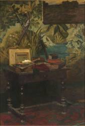 Coin d'atelier (Monet Claude) - Muzeo.com