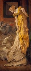 Dans l'atelier, la pose du modèle (Toulouse-Lautrec Henri de) - Muzeo.com