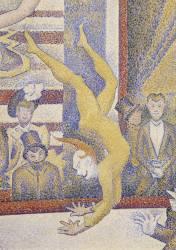 Détail du Cirque (Seurat Georges) - Muzeo.com