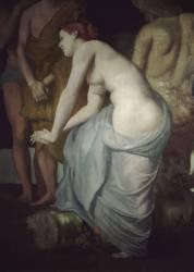 Détail du Repos (Puvis de Chavannes Pierre) - Muzeo.com