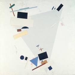Dynamic Suprematism (Malevitch Kazimir) - Muzeo.com