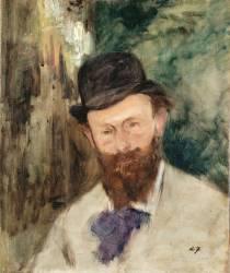 Edouard Manet (1832-1883), peintre (Carolus-Duran) - Muzeo.com