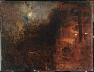 Effet de soir (Ziem Félix) - Muzeo.com