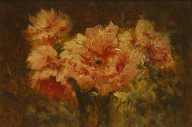 Fleurs (Ziem Félix) - Muzeo.com