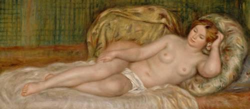 Grand nu (Renoir Auguste) - Muzeo.com