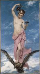 Hébé (Carolus-Duran) - Muzeo.com
