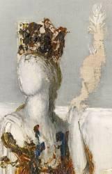 Hélène à la porte Scée (Gustave Moreau) - Muzeo.com