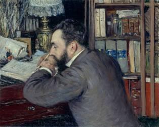 Henri Cordier (Caillebotte Gustave) - Muzeo.com