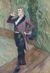 Henry Samary (1865-1902), de la Comédie-Française (Toulouse-Lautrec Henri de) - Muzeo.com