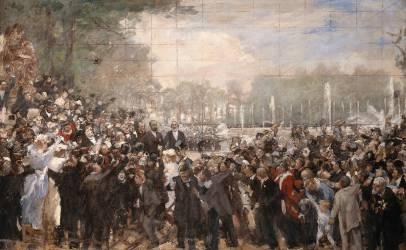 La célébration du centenaire des Etats-Généraux de 1789 (Roll Alfred) - Muzeo.com