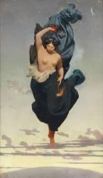 La Nuit (Gerôme Jean Léon) - Muzeo.com