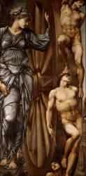 La Roue de la Fortune (Burne-Jones Edward) - Muzeo.com